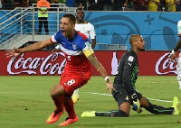 Clint Dempsey scored against Ghana at the World Cup