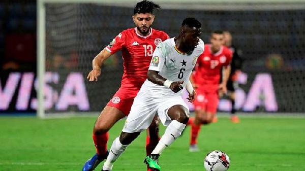 Black Stars midfielder, Afriyie Acquah