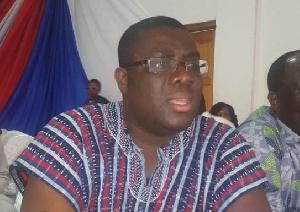 Sammy Awuku, National Organiser of the NPP