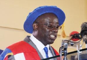 UEW governing Council Chairman,  Prof. Obeng Mireku
