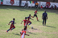 Lizzy Sports Academy won the maiden Skyboom FC open Football tournament (File photo)
