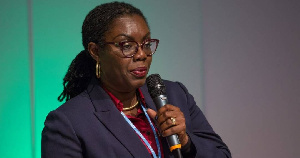 Communications Minister, Ursula Owusu Ekuful