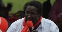 File photo: Captain (rtd) Nkrabea Effah Dartey
