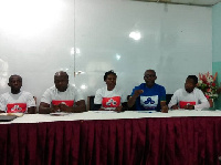 The coalition is currently being run by a five member Interim Steering Committee