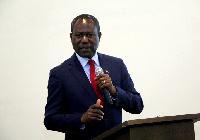 CEO of COCOBOD, Jospeh Boahen Aidoo