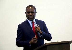 Joseph Boahen Aidoo COCOBOD