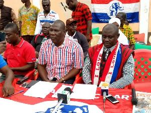 Biakoye Constituency NPP executives