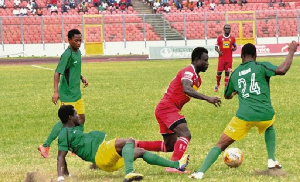 The GFA is said to be incensed by the action and conduct of the two big clubs