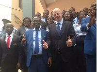 Infantino cautions FA chiefs to be servants of the game