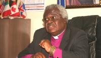 Professor Emmanuel Martey, Outgoing Moderator, Presbyterian Church of Ghana