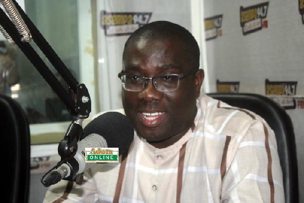Sammy Awuku not my match – Akamba brags
