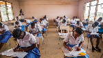 Final year students begin WASSCE examination in Krachi East