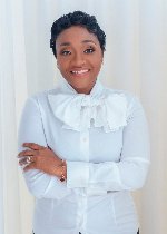 CEO of Sandbox Beach Club, Sarah Mary Adetola
