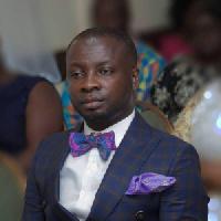 Chief Executive Officer of AshantiGold Frederick Acheampong