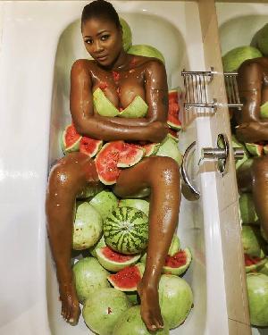 Salma Mumin Watermelonss