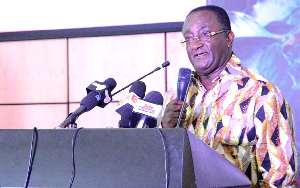 Dr Afriyie Akoto, Agric Minister