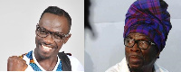 Okyeame Kwame and Kojo Antwi
