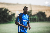 Patrick Twumasi played his 3rd league for Alaves on Saturday