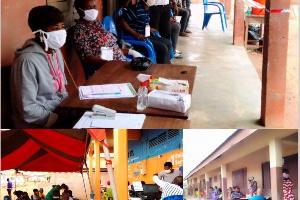 Voter registration underway