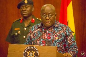 President Akufo Addo Pttr