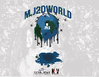The song is entitled 'Mj2dworld'