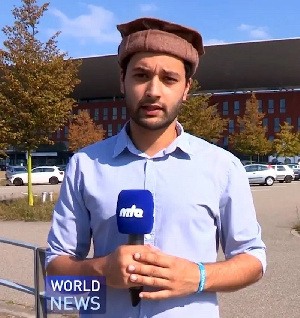 London Based Journalist