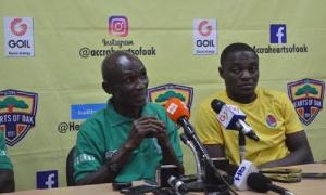 Ex-Ebusua Dwarfs coach Robert Asibu denies bribery allegations