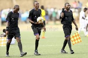 Referees Ghana