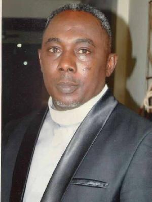 Apostle John Prah