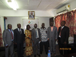 The internal audit committee