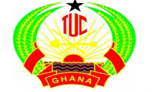 Logo of Ghana's Trades Union Congress