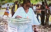 First Lady Lordina Mahama