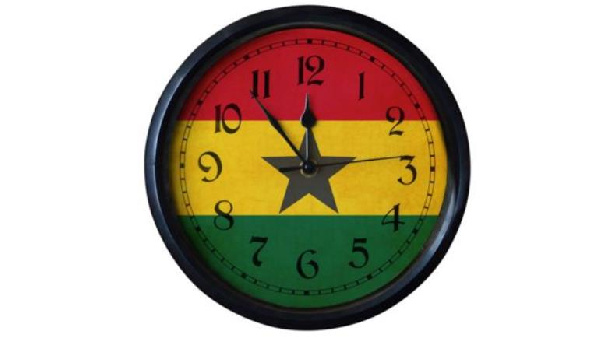 Ghanaians joke about their timekeeping, saying GMT stands for