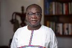 Freddy Blay is NPP National Chairman