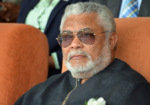 JJ Rawlings Face2face
