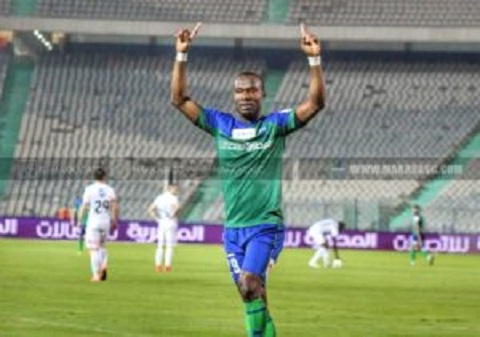 John Antwi lands in Egypt to begin pre-season training with Pyramids FC