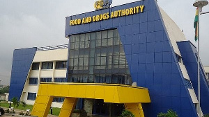 The Food and Drugs Authority