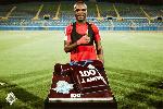 Pyramids FC honour Ghana striker John Antwi for century of goals in the Egyptian top-flight