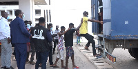 The 31 suspects were remanded by an Accra Circuit court