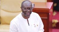 Ken Ofor- Atta, Finance Minister