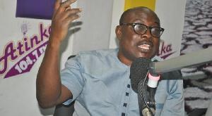 Deputy national NDC Communications Officer, Kwaku Boahen