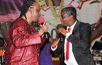 Daddy  Lumba and Isaiah Ampong