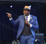 Counsellor Cyril George Lutterodt