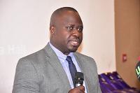 Government Statistician, Professor Samuel Kobina Annim