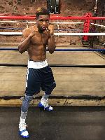 Ghanaian bantamweight boxer, Duke Micah