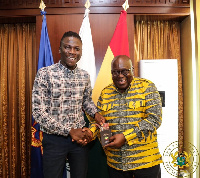 Stonebwoy has invited President Akufo-Addo to his concert