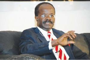 Dr Papa Kwesi Nduom, National Committee Chairman of PPP
