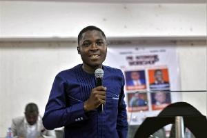 Edem Agbana, NDC Deputy Youth Organiser