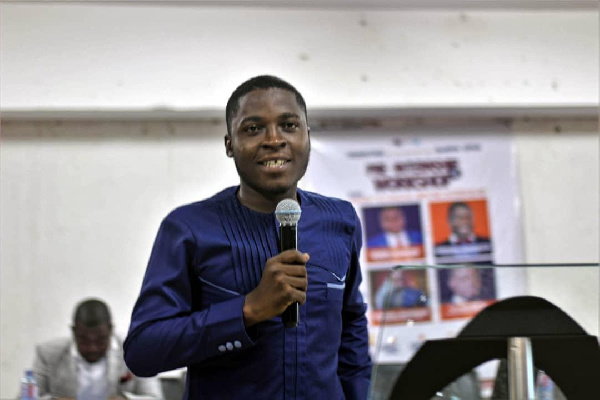 Bawumia can never be NDC's standard for running mate – Edem Agbana fires