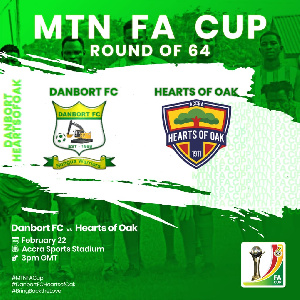 Hearts of Oak will be going into the match with a four-match unbeaten streak.